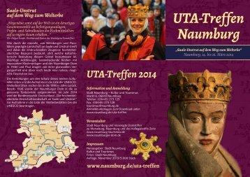 UTA-Treffen Naumburg - Naumburger Dom