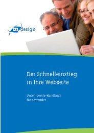 Joomla-Handbuch für Redakteure - Media-Design