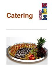 Catering - Wichern