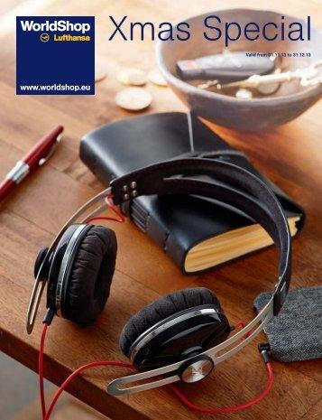 download PDF (19,5 MB) - Lufthansa WorldShop