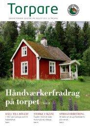 August 2013 - Danske Torpare