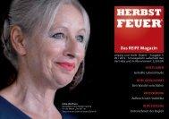 Weltalzheimertag 2012 in Halle (Saale) - HERBSTFEUER