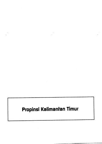 Ptopinsi KalimanJan Timut - P2KP