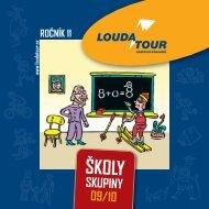 Katalog pro školy 2009/2010 - (3 MB) - CK Loudatour