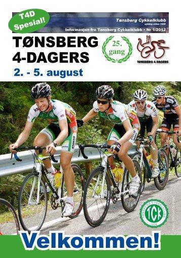 T4D program 2012.pdf - Tønsberg 4-Dagers