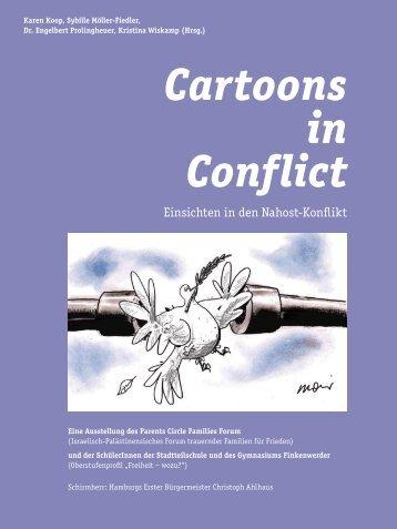 Cartoons in Conflict - Gymnasium Finkenwerder