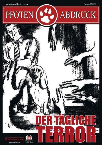 Pfotenabdruck 03/2009 (pdf, 8366kb) - Hundelobby
