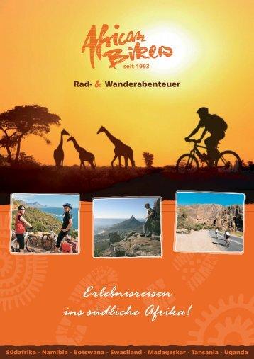 Katalog 2013 - African Bikers