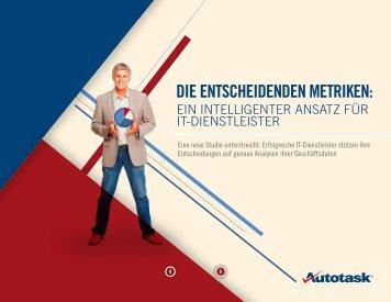 DIE ENTSCHEIDENDEN METRIKEN: - Autotask