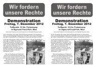 Flyer als pdf - No Racism