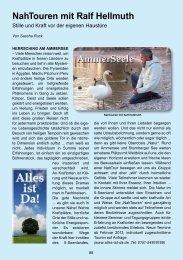 NahTouren mit Ralf Hellmuth - Alles ist Da!