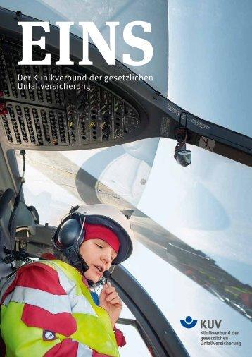 KUV-Magazin EINS (pdf 3 MB) - Klinikverbund der gesetzlichen ...