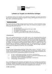 CL_830-3 Leitfaden zur Vergabe von öffentlichen Aufträgen