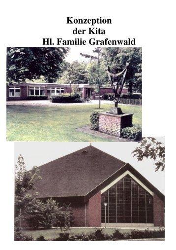 Konzeption der Kita Hl. Familie Grafenwald - Familienzentrum ...