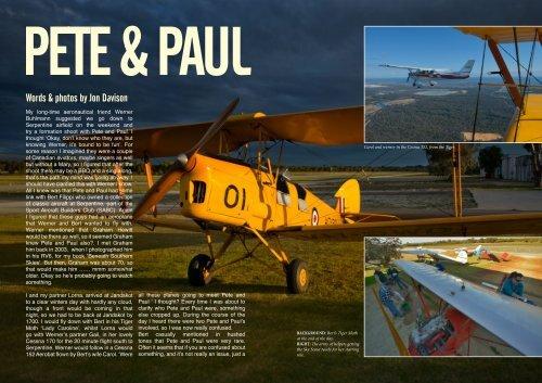 Words & photos by Jon Davison - Eye in the Sky Productions