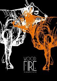 abendkarte - WoodFire