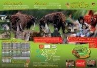 Saison 2012 - Panorama-Park Sauerland Wildpark