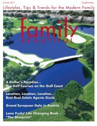 Lifestyles, Tips & Trends for the Modern Family - Family Beautiful
