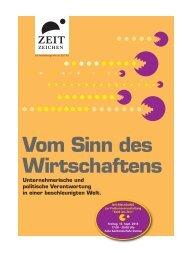 Unternehmerische und politische Verantwortung in einer ... - Zeit AG