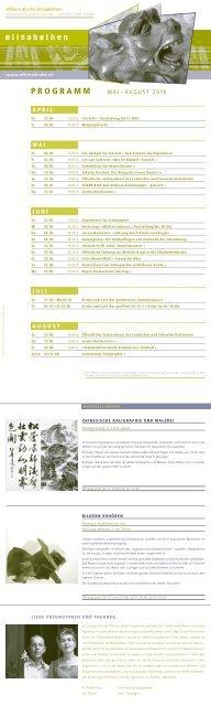 Aug. 2010 (pdf 1.2MB) - Offene Kirche Elisabethen