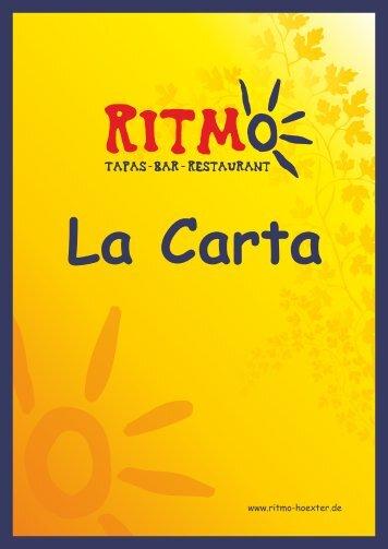ansehen - Ritmo Tapas - Bar - Restaurant