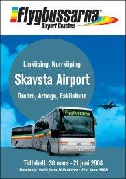Skavsta Airport - Zoomin