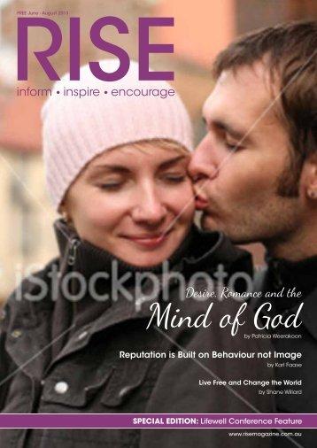 RISE Magazine June 2013