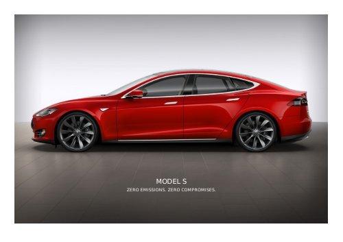 MODEL S - Tesla Motors