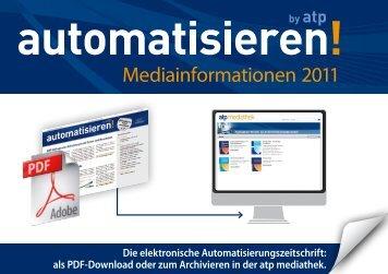 Mediainformationen 2011