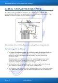 Montageanleitung FILTRASELECT Umkehrosmoseanlage - Seite 3