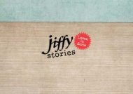 Pressemappe - jiffy stories
