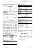 Performance analysis of channel coding in satellite ... - Wseas - Page 7