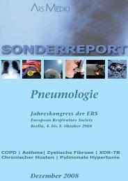 SONDERREPORT Pneumologie