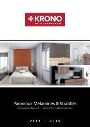 Le catalogue des décors (.pdf / 6.7 Mo) - KronoFrance