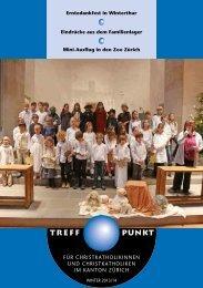 Lesen - christkatholischen Kirchgemeinde Zürich