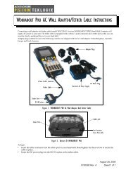 Workabout MX User Manual Complete - Psion