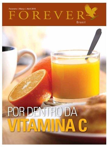 Revista Fev/Mar/Abril - Forever Brasil