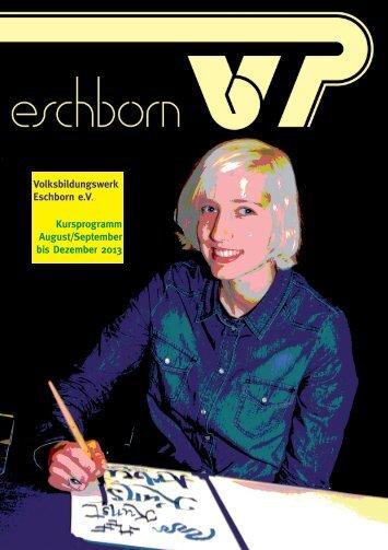 Juli 2013 als PDF Download - Eschborn K
