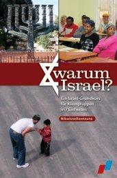 Kapitel 1 - Warum Israel