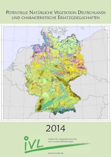 potentielle natürliche vegetation deutschlands und ... - IVL