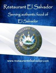 Download File - Restaurant El Salvador