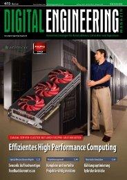 Leseprobe Digital Engineering Magazin 2013/04