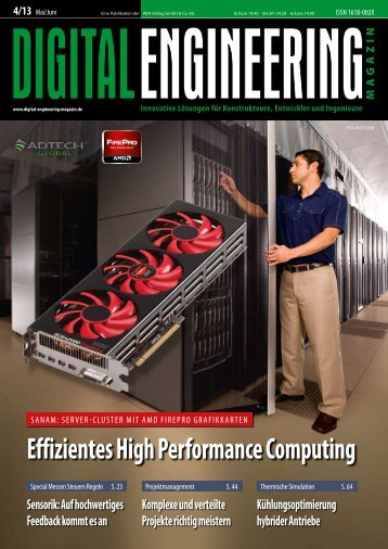 Leseprobe Digital Engineering Magazin 2013/04