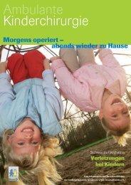 Aktuelle Broschüre des BNKD zum Thema: Verletzungen bei Kindern