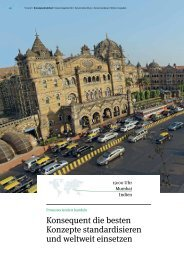 Prozessorientiert handeln - Schaeffler Annual Report 2012