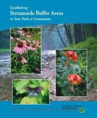 Establishing Streamside Buffer Areas in Your Park or Community