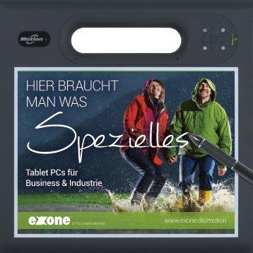 HIER BRAUCHT MAN WAS - easyKom GmbH & Co. KG