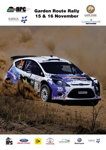 the spectator guide has been added here - Rallyworld.net