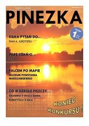 Pinezka 6(2011) - Zespół Szkół Nr 5 w Rzeszowie