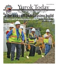 2013 June Yurok Today Newsletter - Yurok Tribe